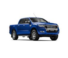 All New Ford Ranger