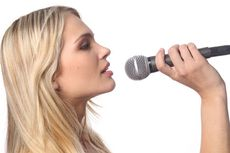 Singing or Speaking