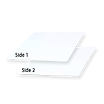 2 Side Coated Paperboard | White Inside | White Outside