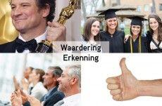 Waardering / Erkenning
