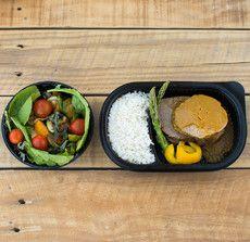 Almuerzo + Ensalada  y Cena