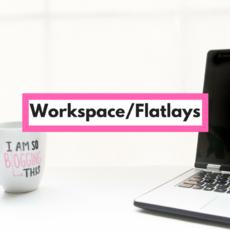 Workspaces/Flatlays