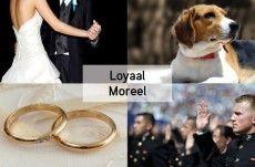 Loyaal / Moreel