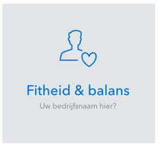 Fitheid & balans