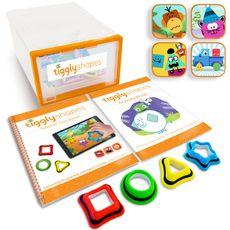 Tiggly Shapes Education (5 sets): $150.00