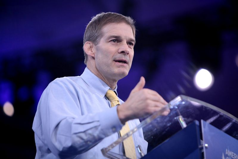 NATIONAL POLL:   Would You Like To See Jim Jordan Be The Next Speaker of the House?