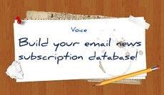 Build Mailing List
