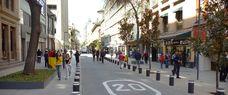 pedestrian-friendly streets
