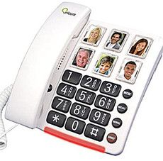 Specialised telephone (e.g Big Button Phone)