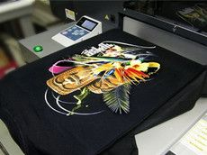 Digital DTG Printing