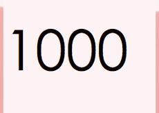1000 stuks. € 150,- ex. btw.