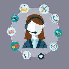 un service client performant