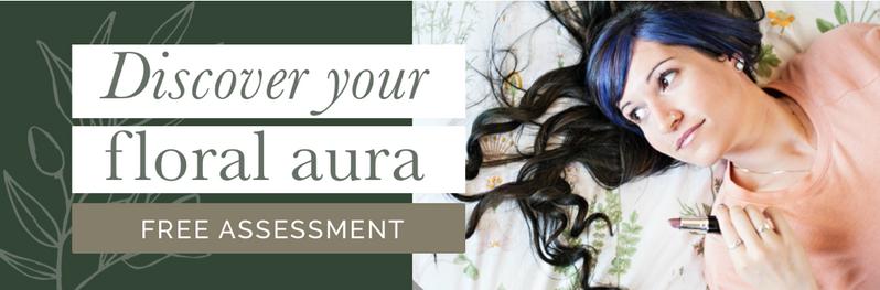 Grounded Sage Floral Aura Skin Quiz