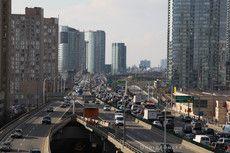 Transportation (congested Gardiner, congested Lakeshore Blvd., diesel trains, diesel trucks)