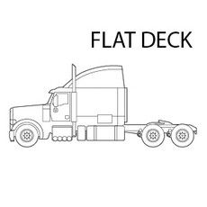 Flat Deck (I can unload)