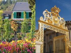 Versailles & Giverny in one day