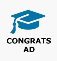 Congrats Ads