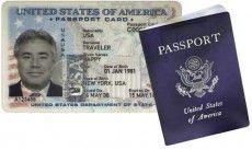 U.S. Passport (book or card)