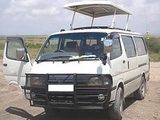 Normal Van 4X4