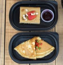 Desayuno y Snack Pm