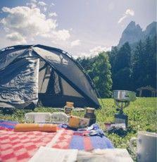 Camping/nomadic