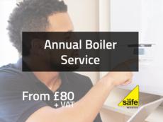 Annual Boiler Service
