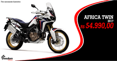 Africa Twin - R$ 54.990,00