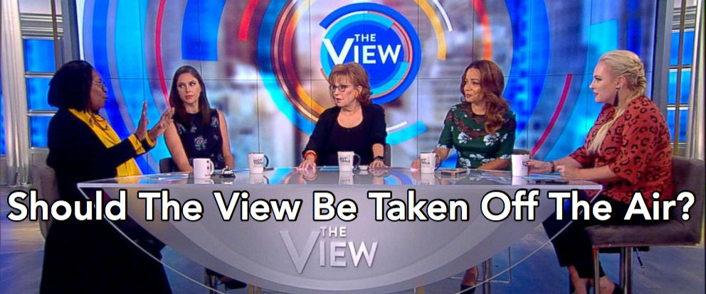 POLL: Should The View Be Taken Off The Air?  YES or NO