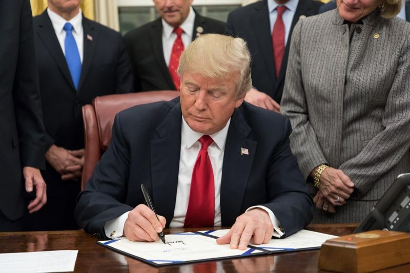 NATIONAL POLL: Should President Trump Sign an Executive Order Requiring Voter I.D. to Vote in the 2020 Election?