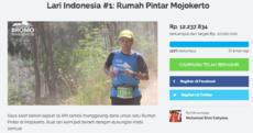 Lari/Marathon/Trialthon/Tantangan fisik lainnya