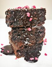Gluten Free Brownies by Oat So Delicious