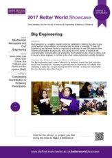 Big Engineering - Widening Participation