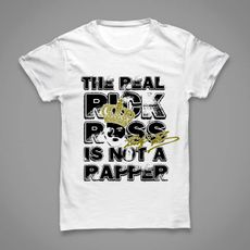 Rick Ross Is Not A Rapper Shirt ($30)