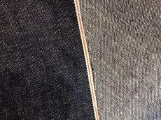 $128USD 11oz Japanese 70% Linen /30% Cotton Indigo Selvage