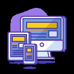 Site One page ; idéal pour le pré-lancement d'un produit ou pour un événement