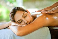 Detoxifying massage