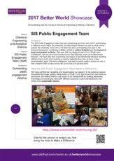 SIS Public Engagement Team - Public Engagement