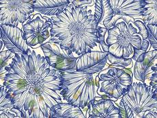 Inked Floral
