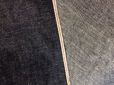 $138USD 11oz Japanese Linen/Cotton Indigo Selvage