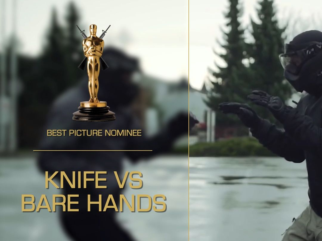 """Picture for choice """"Knife vs Bare Hands"""""""