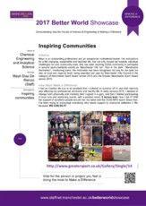 Mayri Diaz De Rienzo - Inspiring Communities