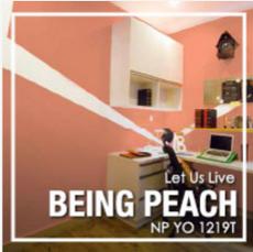 Being Peach