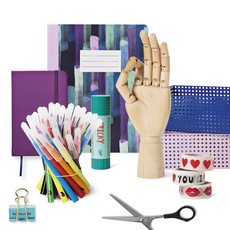 Pappers- och kontorsmaterial