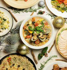 Christmas Buffet Menu