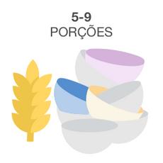 5-9 porções