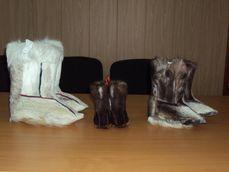 Изделия из меха («Саранпаульская оленеводческая компания», Березовский район)