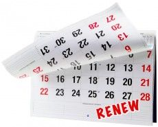 Renew your ID
