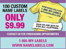 NameLabels
