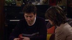 Robin rejeita Ted