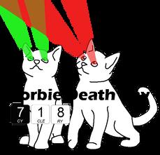 Torbie Death ray